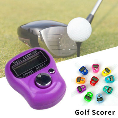 Score Indicator Counter Golf Tally Scoring Device Smart Accurate Tools Prop