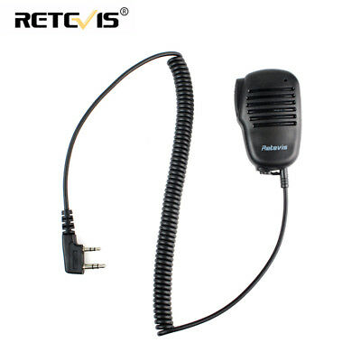 2PIN Speaker Mic Microphone for Kenwood/Baofeng 888S UV5R Retevis H777 TYT Radio