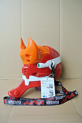 Japan Universal Studios Limited Evangelion Unit 02 Popcorn Bucket  EVA Anime