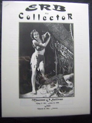 ERB COLLECTOR #32 July 1998 Fanzine EDGAR RICE BURROUGHS TARZAN, JOHN CARTER