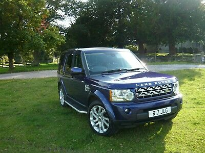 Discovery 4 HSE, Bali Blue, 3.0l diesel auto 7 seater, new 2016 wheels and tyres