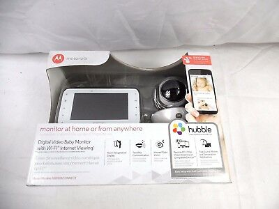 Motorola Dual Mode Baby Monitor with 4.3-Inch LCD Parent Monitor
