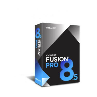 VMWare Fusion Pro 8.5 Lizenz 1 PC Vollversion MAC Professional