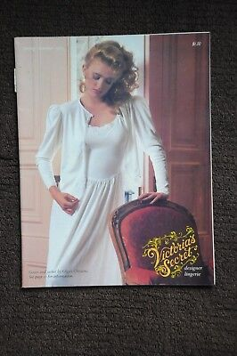 1984 Spring - Summer Victoria's Secret Catalog