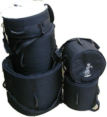 """Le Blond High Grade Drum Bags (Cases) 14"""" x 6.5"""" Snare Drum Bag"""