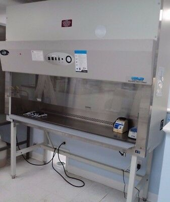 Nuaire NU-S425-600 LabGARD Class II Type A2 Biological Safety Hood - CALIBRATED