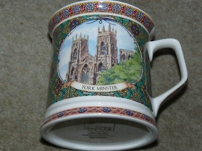 James Sadler York Minster Mug -Beautiful Colours