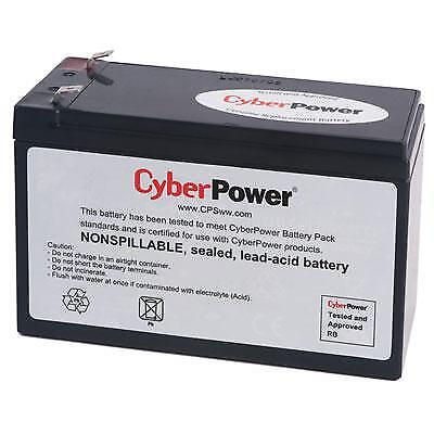 CyberPower RB1280 12V 8AH UPS Replacement Battery Cartridge