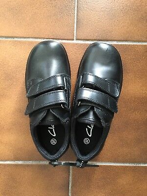 NEW Clarks School Shoes Unisex - Alliance - Size 10E