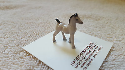 Hagen Renaker Horse Small Gray Colt Figurine Miniature New Free Shipping 00453