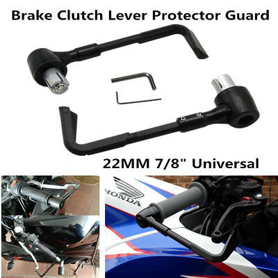 22mm Motorbike ATV UTV Brake Clutch Lever Protector Guard Hand Guards Universal
