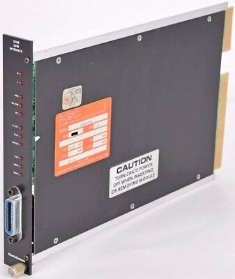 Kinetic Systems 3388 GPIB Interface CAMAC Plug-In Module