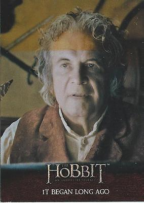 2014 The Hobbit An Unexpected Journey Base Card Set (101 cards)
