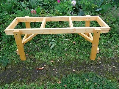 1 Bee Hive Stand ,treated , pine