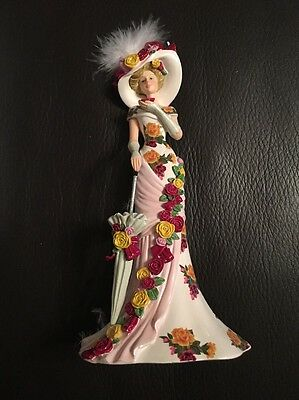 Hamilton Collection - Treasure Of The Garden - Ladies Of The Country #0033N