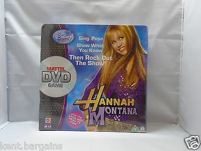Hannah Montana - DVD Game Disney 2007