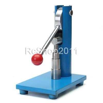 12mm Manual Hnad Punch Tablet Press Making Machine Pill Maker Pressing Lab Use