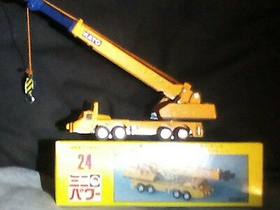 Shinsei Kato Crane Diecast model