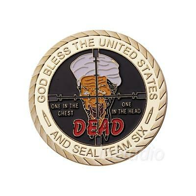 911 Terrorist Attack Event  Commemorative Coin Collection Craft Gift New