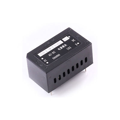 AC 220V to 3.3V 650mA AC-DC Switch Power Supply 2.5W Isolated Modul DE