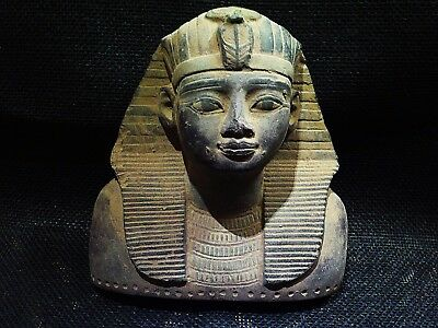 ANCIENT EGYPTIAN ANTIQUE King Thutmose Bust Statue Figure Sculpture 1458-1425 BC