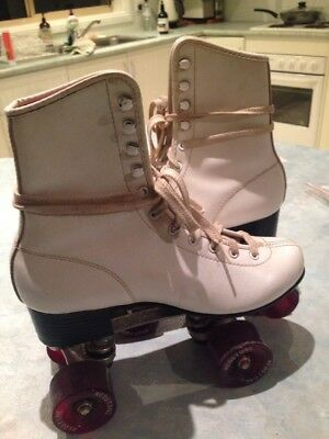 Retro Original Roller Skates Size 36 Or Ladies U.K. 6