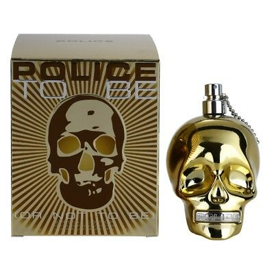 Police To Be Gold Edt 125Ml Vapo