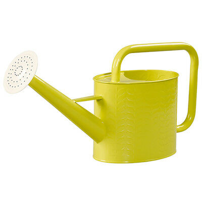 NEW Orla Kiely Yellow Linear Stem Watering Can Women's by WILD & WOLF