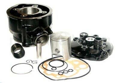 90cc MODIFICA D49 GRUPPO TERMICO TESTA KIT per BETA RR SM ALU ENDURO 50 BLACK