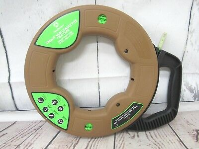 Southwire FTSP45-125NCT SIMpull Non Conductive Fish Tape -Used!!!