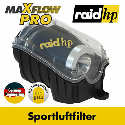 Sportluftfilter Filter MAXFLOW PRO mit §19.3 VW Caddy 3 1.6 75KW