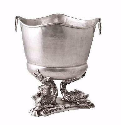 Champagne Bucket Wine Cooler Fish Stand