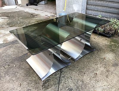 Francois Monnet per Kappa 1970,mid-century Coffee Table