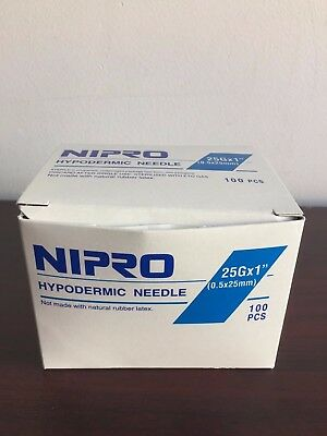 Medical Supplies Hipodermic Needle