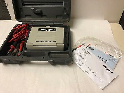 Megger MIT330 Insulation and Continuity Tester