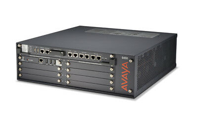 Avaya G450 MP160 Media Gateway W/ Power (700459456)