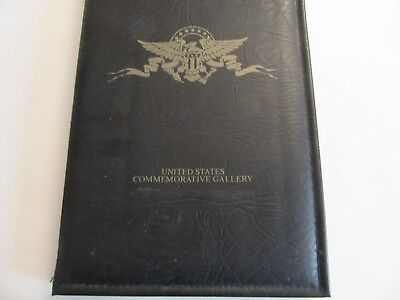 Lincoln Penny Collection, 5 coins, 1909 VDB + 4 2009 Unc., book style holder
