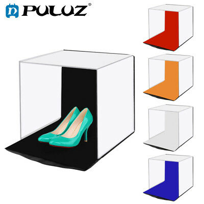 "PULUZ 40cm 16"" Photo Softbox Portable Folding Studio Shooting Tent Kit Box"