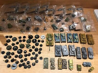 Huge collection of Axis & Allies miniatures, maps, etc.