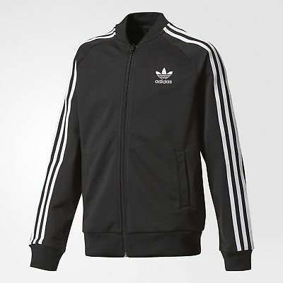 adidas SST Track Jacket Kids' Black