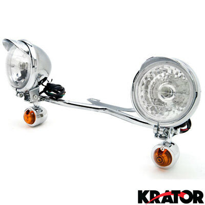 Passing light bar turn signals for harley davidson softail heritage passing light bar turn signals for harley davidson softail fat boy flstf audiocablefo