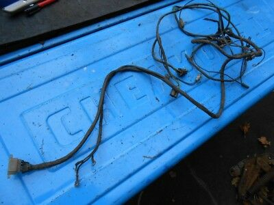 62 Chevy Impala SS Belair Biscayne forward lighting wiring harness original GM