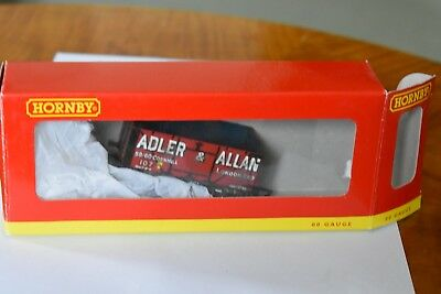 """Hornby R6212 End tipping wagon """"Adler and Allan"""""""