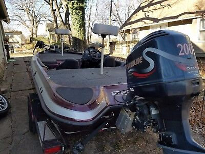 17/' 18/' 19/' stratos Bass Trailerable Boat Cover Burgundy Color BSTB3121R
