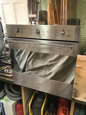 SMEG Stainless Steel Electric Under bench Oven