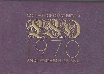 Great Britain - 1970 Proof Set