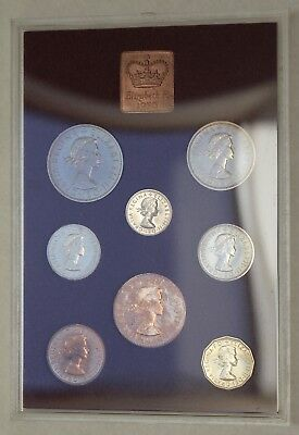1970 Coinage of Great Britain and Northern Ireland Proof Set, FREE SHIPPING