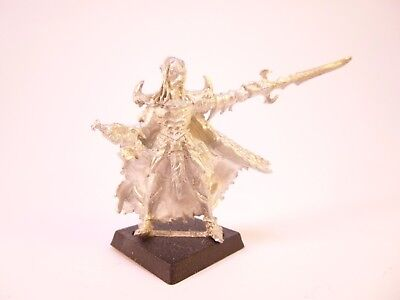 Warhammer Fantasy Sigmar Dark Elves avatars of war dark elf prince Metal OOP