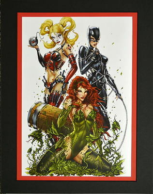 LAST CALL OF THE SIRENS ART PRINT BY JAMIE TYNDALL SIGNED 11x17