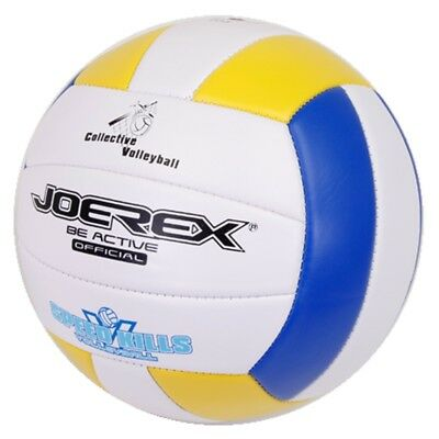 Joerex Official Size 5 Volleyball Speed Kills Indoor Outdoor Training Beach Ball